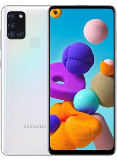 Samsung A217 Galaxy A21s Whıte Beyaz
